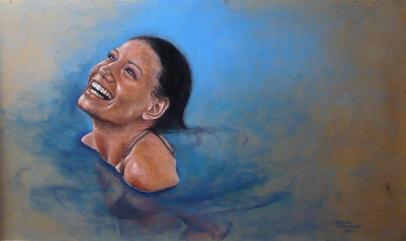 as water
