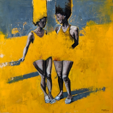 Mustard girls